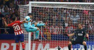 Suarez late strike