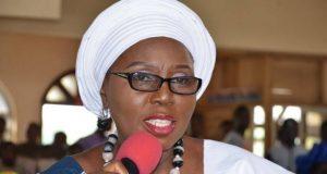 Betty Anyanwu Akeredolu