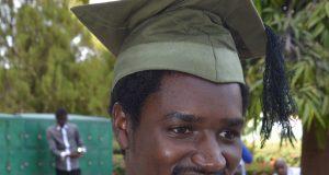 Al-Amin Bashir Bugaje, ABU best graduating student
