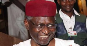 Abba Kyari , Buhari's Chief of Staff