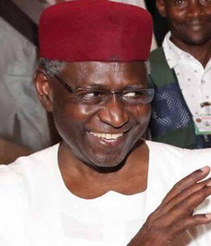 Abba Kyari , Buhari's Chief of Staff
