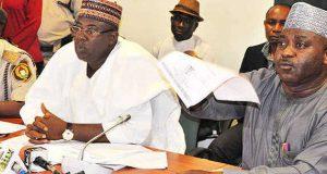 Permanent Secretary, Ministry of Interior, Abubakar Magaji,