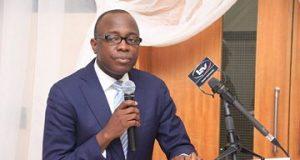 Lagos Finance Commissioner, Akinyemi Ashade