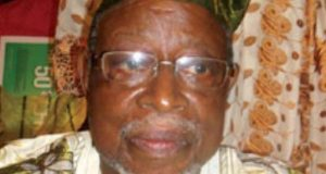 Moses Olaiya, a.k.a Baba Sala