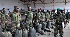 Benin soldiers join MNJTF