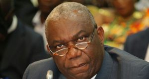 Ghana's Minister of Energy, Boakye Agyako