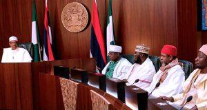 Buhari meets clerics