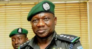 Inspector-general of police (IGP), Ibrahim Idris