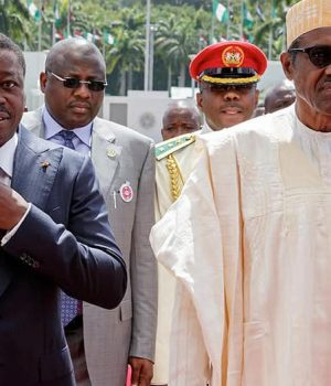 Gnasingbe and Buhari
