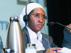 Zainab-Ahmed, Minister of State for Budget and National Planning