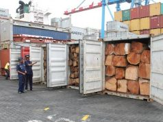 Impounded containers