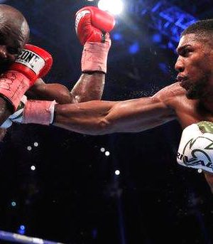 Anthony Joshua, who beat Carlos Takam in Cardiff in October, has never been taken the distance as a professional