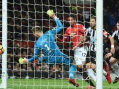Newcasrle vs Man United