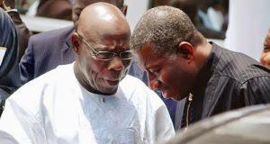 Obasanjo and Jinathan