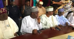 PDP Chairmanship aspirants