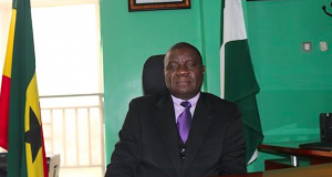 Nigerian High Commissioner to Ghana, H.E Olufemi Michael Abikoye