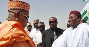 Gov. Shettima and ex-President Jonathan