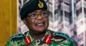 General Constantino Chiwenga, Zimbabwe Army chief