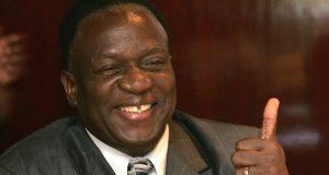 Emmerson Mnangagwa,