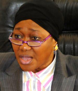 Farida Waziri, ex-EFCC boss