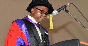 Professor George Ogunjemite