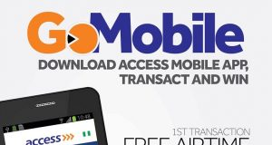 Access Bank mobile platform