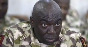 Maj Gen Attahiru Ibrahim