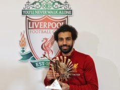 Mohammed Salah wins BBC African Footballer Award