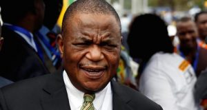 Constantino Chiwenga, ex-army chief now Zimbabwe VP