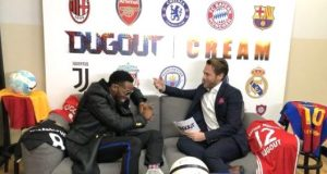DBANJ with Dogout official