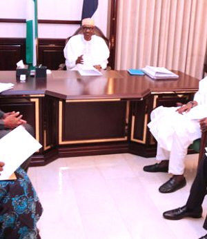 Emefiele-Udoma-Adeosun-Brief-Buhari-On-Economy