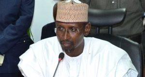 Minister of FCTA, Malam Muhammad Bello