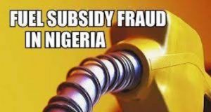 Fuel subsidy fraud