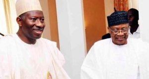 Jonathan and Babangida
