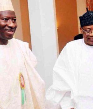 Jonathan and Babangida