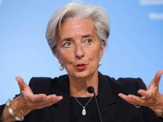Christine Lagarde IMF boss