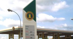 One of the NNPC-mega-stations