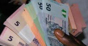 New Naira notes