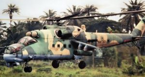Nigerian-Air-Force-attack-helicopter