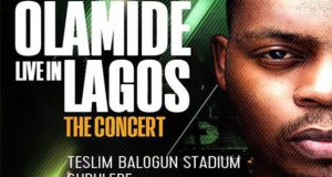 Olamide live concert