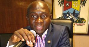 Lagos State Commissioner for Energy and Mineral Resources, Olawale Oluwo