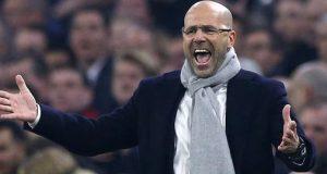 Peter Bosz, new Borussia Dortmund boss