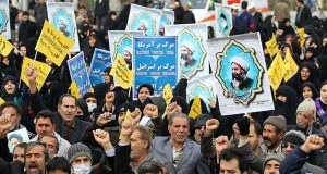 Protests across Iran cities