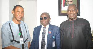 SEC acting DG Dr. Abdul Zubair and IST chairman, Isaiah Idoko-Akor