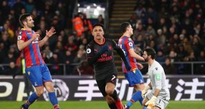 Sanchez restored Arsenal's lead with a brace