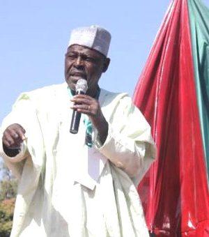 Damishi Sango, Plateau PDP Chair