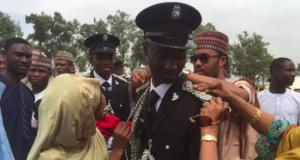 Aminu Sanusi, Emir of Kano's fist son