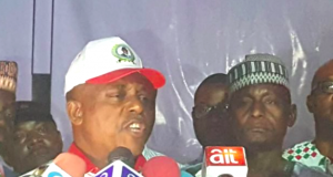 Uche Secondus, new PDP Chair