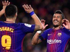 Suarez and Paulinho