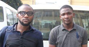 Temitope Oluwasanmi and Austine Olayinka